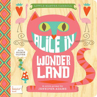 Alice in Wonderland Board Book