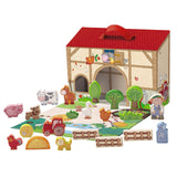 Farming Around Farm Playset