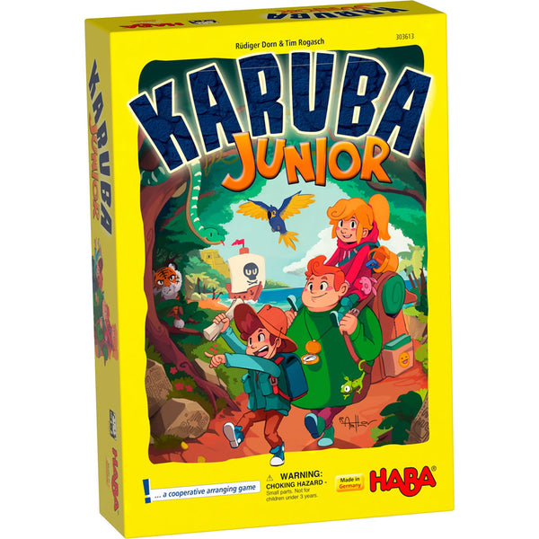 Karuba Junior Cooperative Game