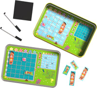 Floaty Fight Magnetic Travel Game