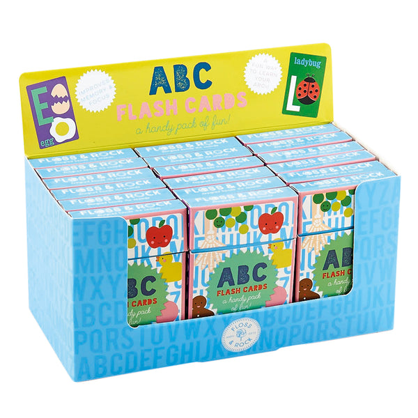 ABC Flash Card Game