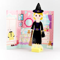 Millie Magnetic Dress Up Doll