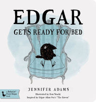 Edgar Gets Ready for Bed Board Book
