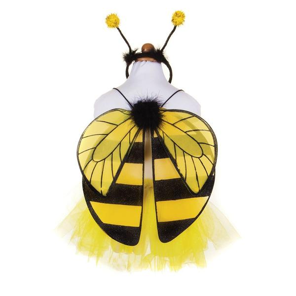 Glitter Bumble Bee Tutu Set