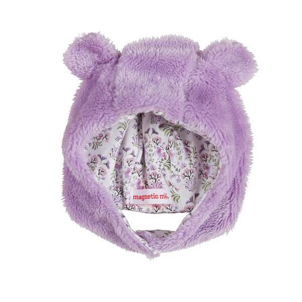 Unicorn Lavender So Soft Minky Magnetic Hat