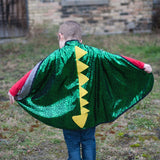 Reversible Dragon / Knight Cape