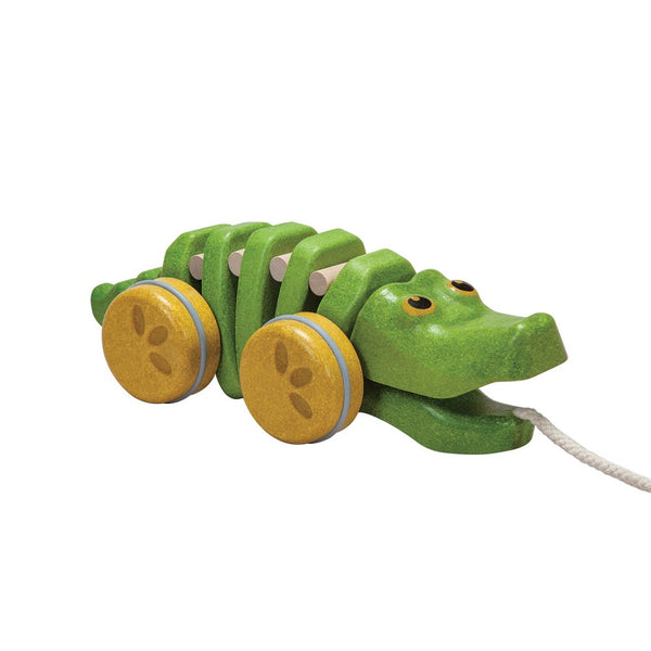 Dancing Alligator Pull Toy