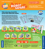 Kids First: Robot Safari
