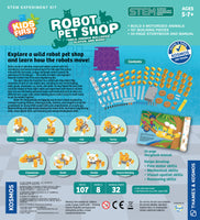 Kids First: Robot Pet Shop