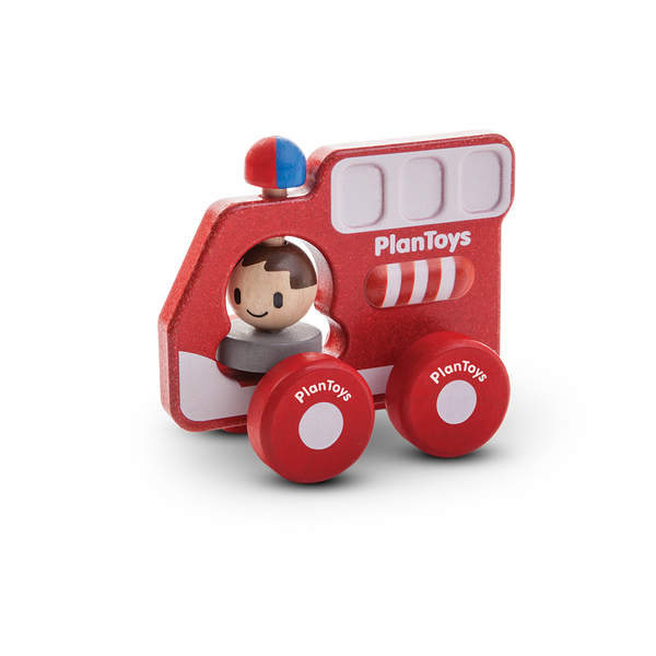 Fire Truck Baby Toy