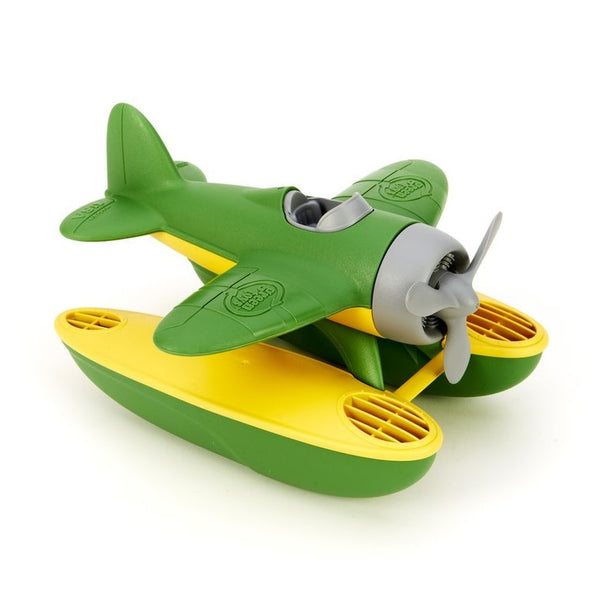 "Recycled Plastic 9"" Seaplane"