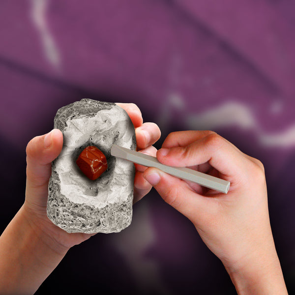 I Dig It! Rocks & Fossils Mini Excavation Kit