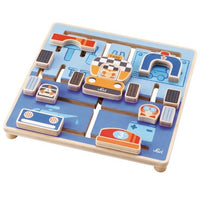 Mechanic 3-in-1 Puzzle Maze