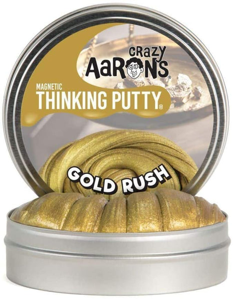Gold Rush Magnetic Storms Thinking Putty