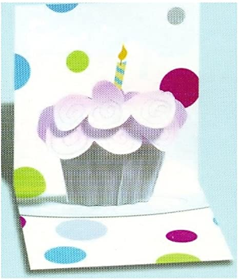 Cupcake Mini Pop-Up Card