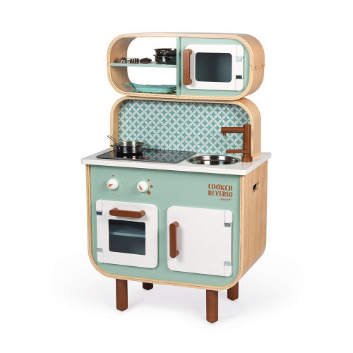 Cooker Reverso Play Kitchen