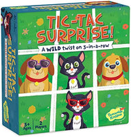 Cats & Dogs Tic Tac Surprise