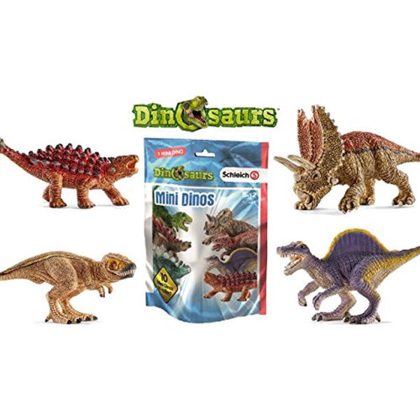 Dino Blind Bag Figure