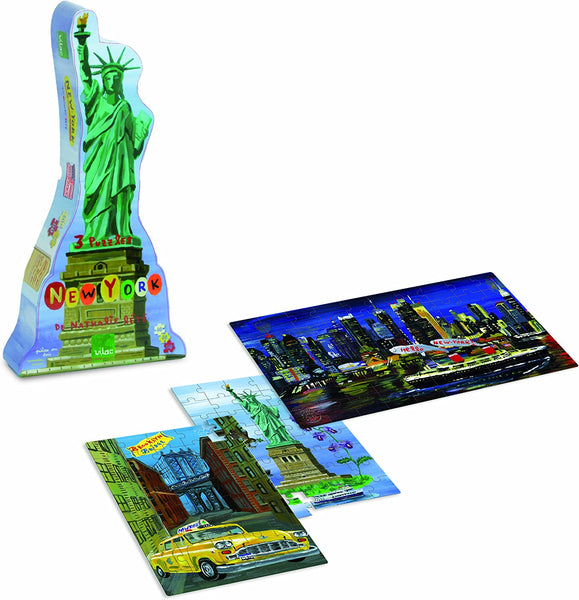 Nathalie Lete New York Puzzle Set