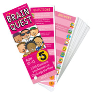 Brain Quest Grade 5 Question Deck