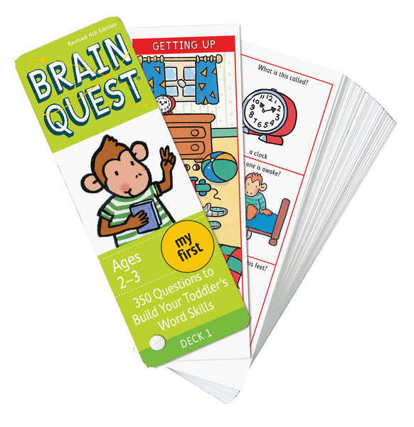 My First Brain Quest Question Deck