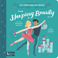 The Sleeping Beauty Board Book