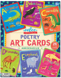 Poetry Art Cards