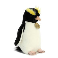 "Erect-Crested Penguin 8"" Miyoni Plush"