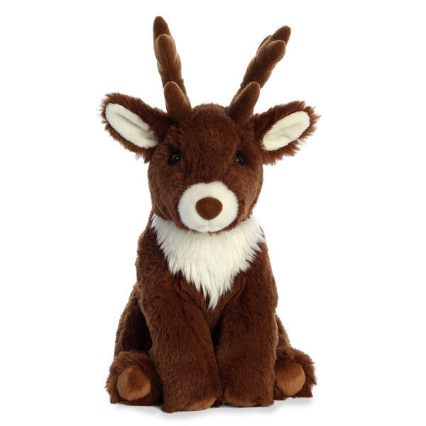 "Regal Deer 14"" Plush"