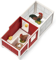Chicken Coop Set
