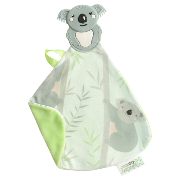 Munch It Teething Blanket Kind Koala