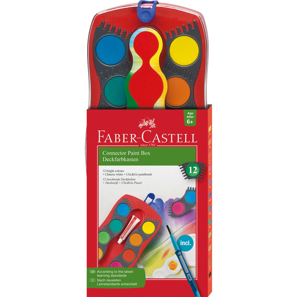Connector Paint Box, 12 Colors