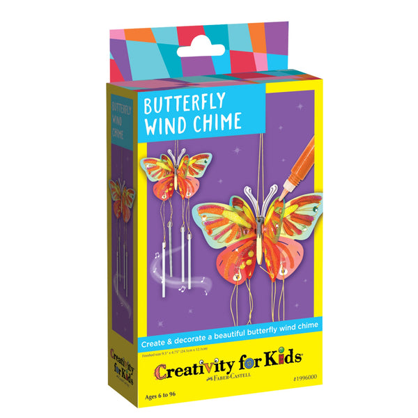 Butterfly Wind Chime Kit