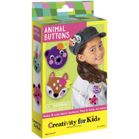 Animal Buttons Kit