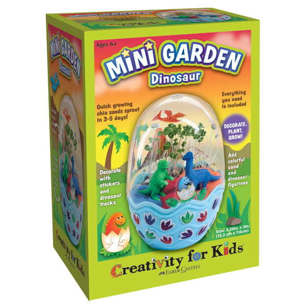 Dinosaur Mini Garden Kit