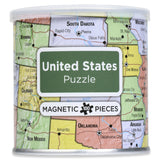 United States Magnetic Puzzle in a Can