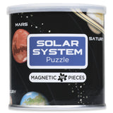 Solar System Magnetic Puzzle in a Can
