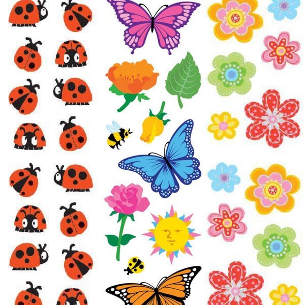 Spring Sticker Set