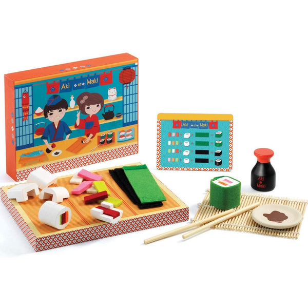 Aki & Maki's Sushi Making Set