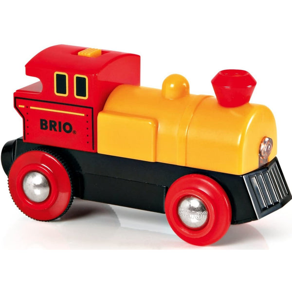 Two-Way Battery Powered Engine Train