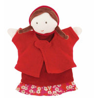 "Little Red Riding Hood 8"" Hand Puppet"