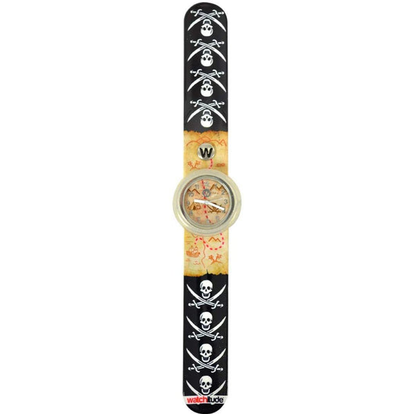 Jolly Roger Slap Watch