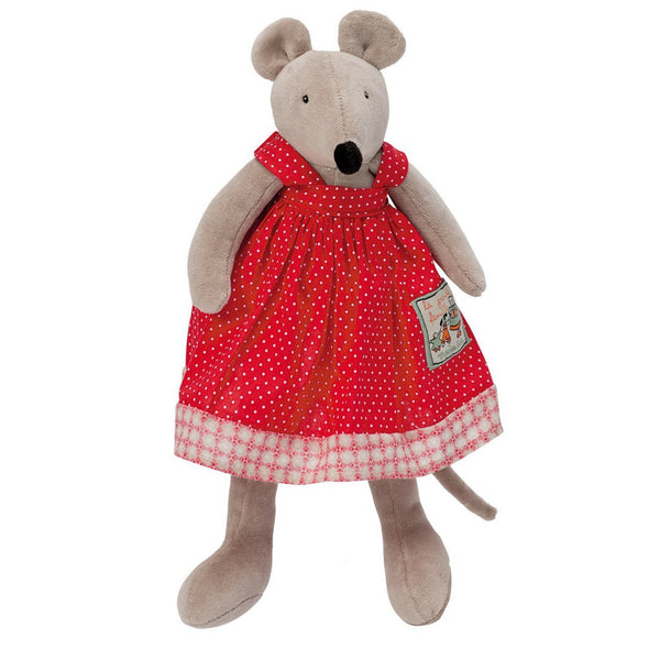 "Little Nini the Mouse 12"" Plush"
