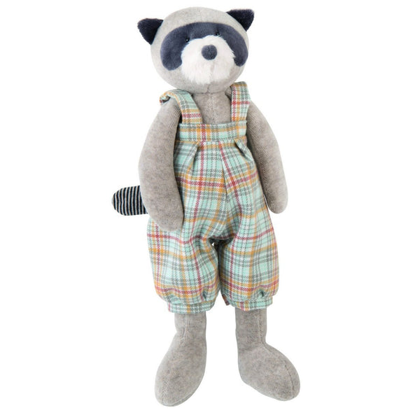 "Little Simon the Raccoon 12"" Plush"