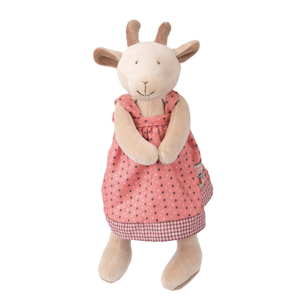 "Little Pierrette the Goat 12"" Plush"