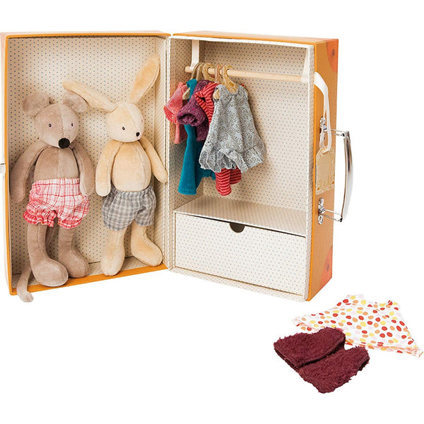 Sylvain & Nini's Little Wardrobe Set