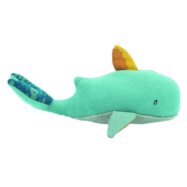 Josephine the Whale Soft Rattle