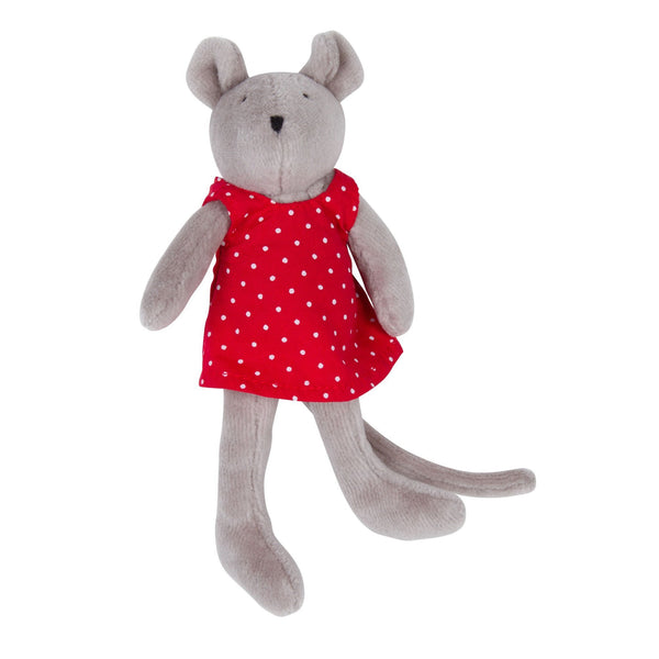 "Mini Nini the Mouse 6"" Plush"