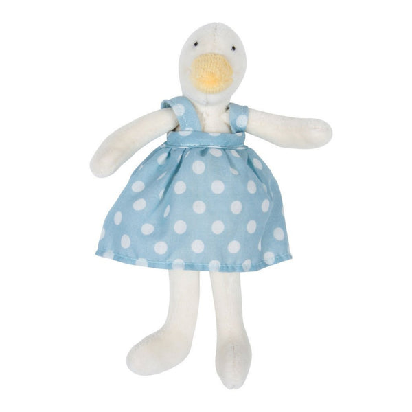 "Mini Jeanne the Duck 6"" Plush"