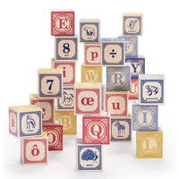 French Wooden Blocks